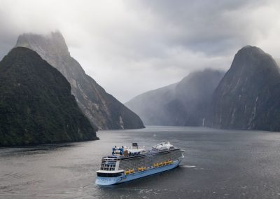 Ovation of the Seas, Milford Sound