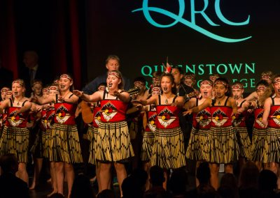 Queenstown Resort College Graduation