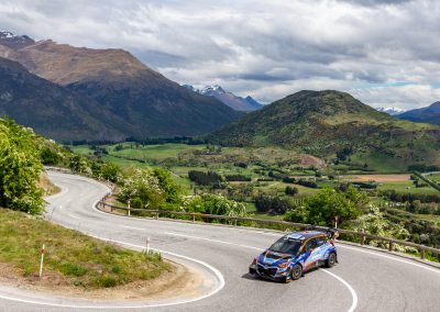 Hayden Paddon, Targa Rally New Zealand